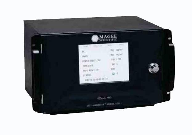 Magee 新一代AE-33黑碳仪